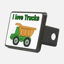 I love trucks Hitch Cover