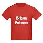Belgian Princess Kids Dark T-Shirt