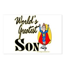 Super Son Postcards (Package of 8)