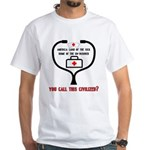 American Healthcare Tee Shirt (White)