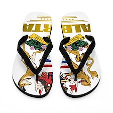 Alberta COA Flip Flops