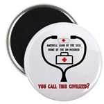American Healthcare Magnets (100 pk)