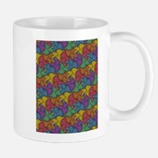 Tessellephants Mugs