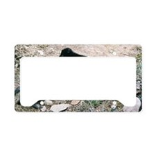 """""""Where  Did  Mommy  Go?"""" License Plate Holder"""