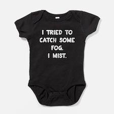Weather Pun Baby Bodysuit