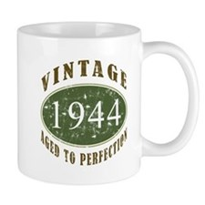 Vintage 1944 Birthday (Green) Mug