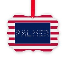 PALMER3 Ornament