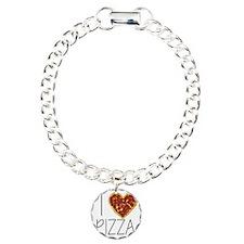 i love pizza Bracelet