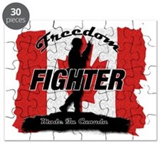 Canadian Freedom Fighter Puzzle