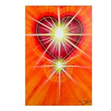Love is Light Postcards (Package of 8)