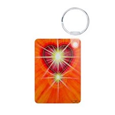 Love is Light Keychains