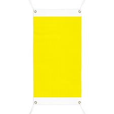Yellow Journal Banner
