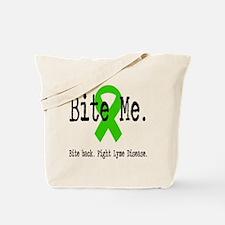 Bite Back Tote Bag