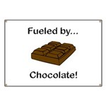 Fueled by Chocolate Banner