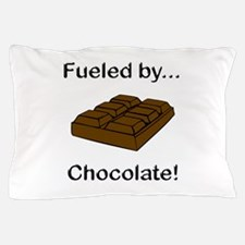 Fueled by Chocolate Pillow Case