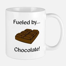 Fueled by Chocolate Mug