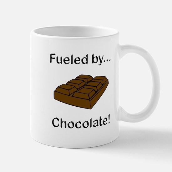 Fueled by Chocolate Mug