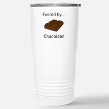 Fueled by Chocolate Travel Mug