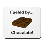Fueled by Chocolate Mousepad