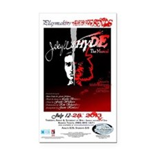Jekyll & Hyde, The Musical Rectangle Car Magnet