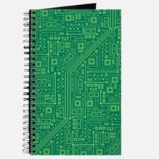 Green Circuit Board Journal