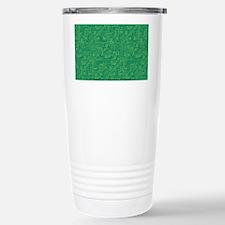 Green Circuit Board Travel Mug
