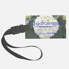 Cover - Hydrangea Luggage Tag