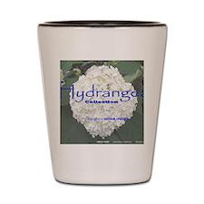 Cover - Hydrangea Shot Glass