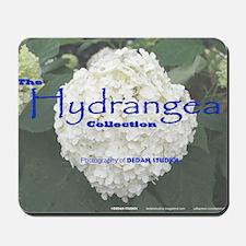 Cover - Hydrangea Mousepad