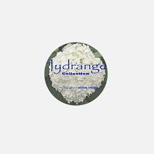 Cover - Hydrangea Mini Button