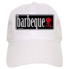 Barbecue red Q Baseball Cap
