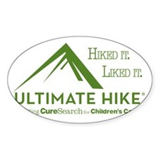 Hiked it. Liked in. Decal