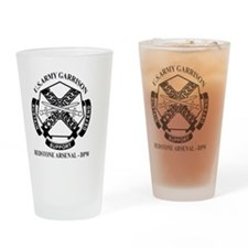 DPW Engineering and Construction Drinking Glass