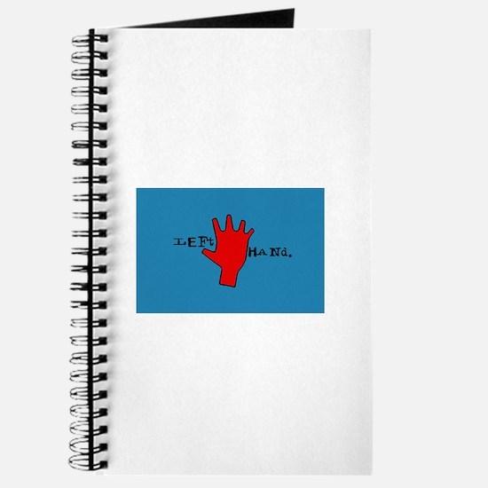 Left Hand Journal