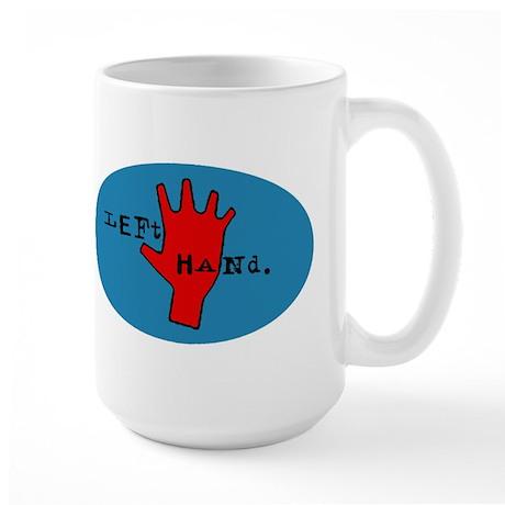 Left Hand Large Mug