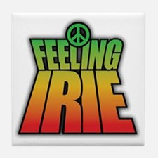 Feeling IRIE Tile Coaster