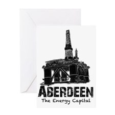 Aberdeen - the Energy Capital Greeting Card
