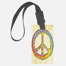 tiedye-peace-713-CRD Luggage Tag