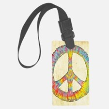tiedye-peace-713-LG Luggage Tag