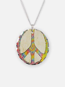 tiedye-peace-713-LG Necklace