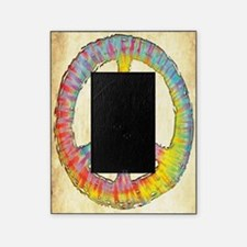 tiedye-peace-713-LG Picture Frame