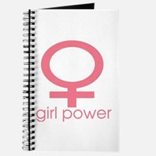 Girl Power Light Pink Journal