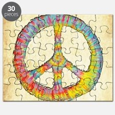 tiedye-peace-713-BUT Puzzle