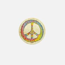 tiedye-peace-713-BUT Mini Button