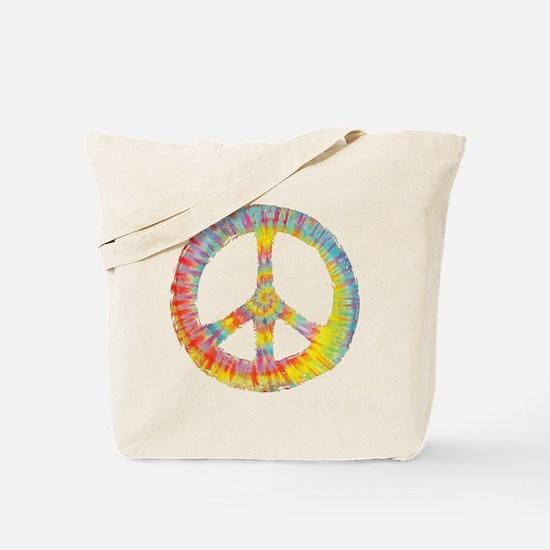 tiedye-peace-713-DKT Tote Bag