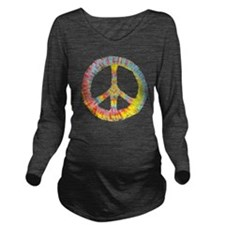 tiedye-peace-713-DKT Long Sleeve Maternity T-Shirt
