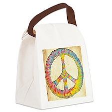 tiedye-peace-713-PLLO Canvas Lunch Bag