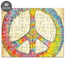tiedye-peace-713-PLLO Puzzle