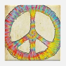 tiedye-peace-713-PLLO Tile Coaster