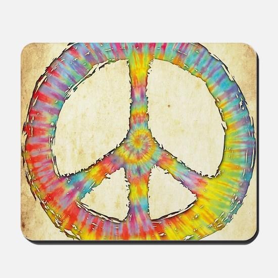tiedye-peace-713-PLLO Mousepad